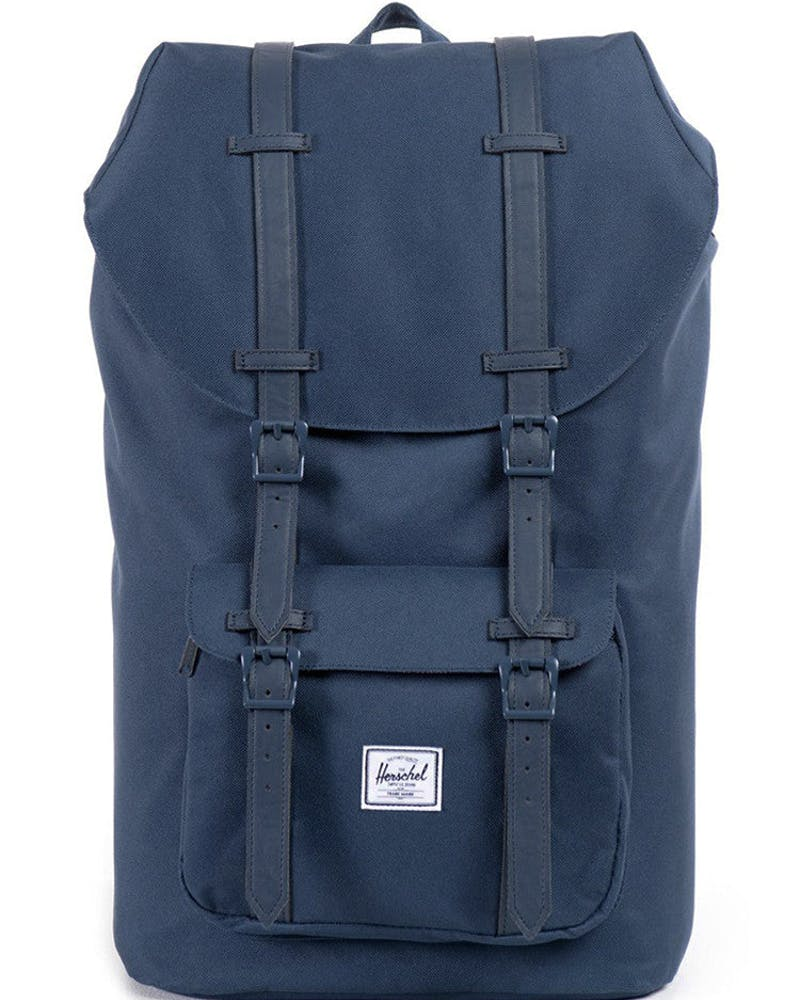 Little America Backpack 4 Navy/navy
