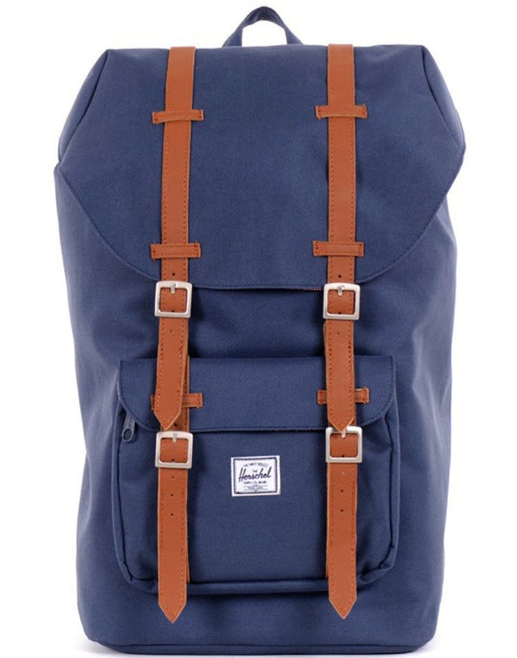 8f364236 Little America Backpack Navy
