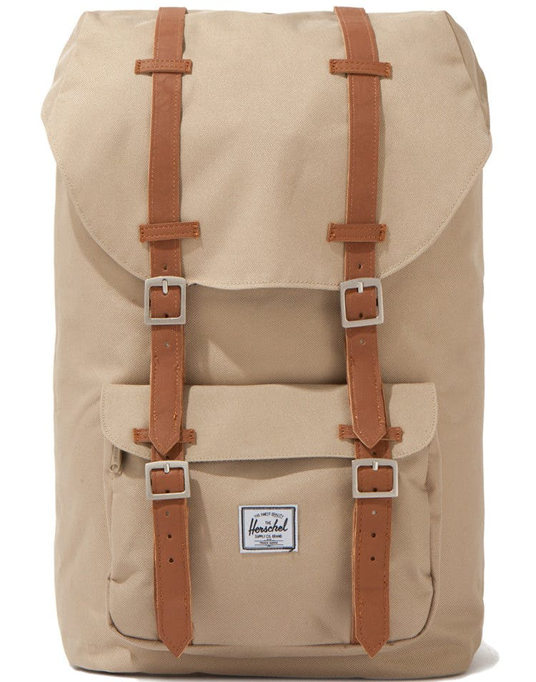 Little America Backpack Khaki