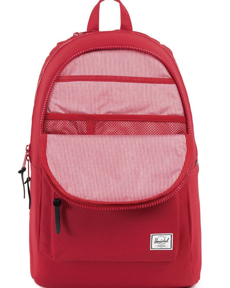 Lennox Backpack Red/3m Reflecti