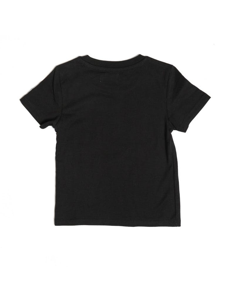 Lil Homme Big Boy Tee Black