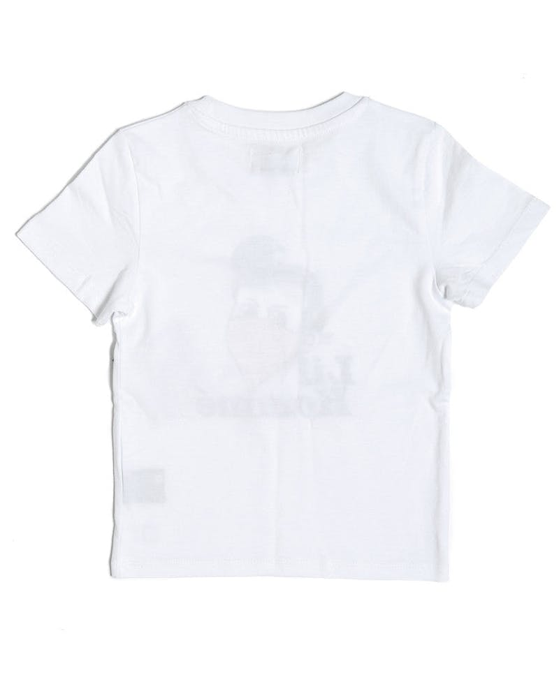 Big Boy Tee White