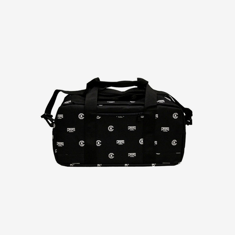 Core Lineup Mini Duffle Black