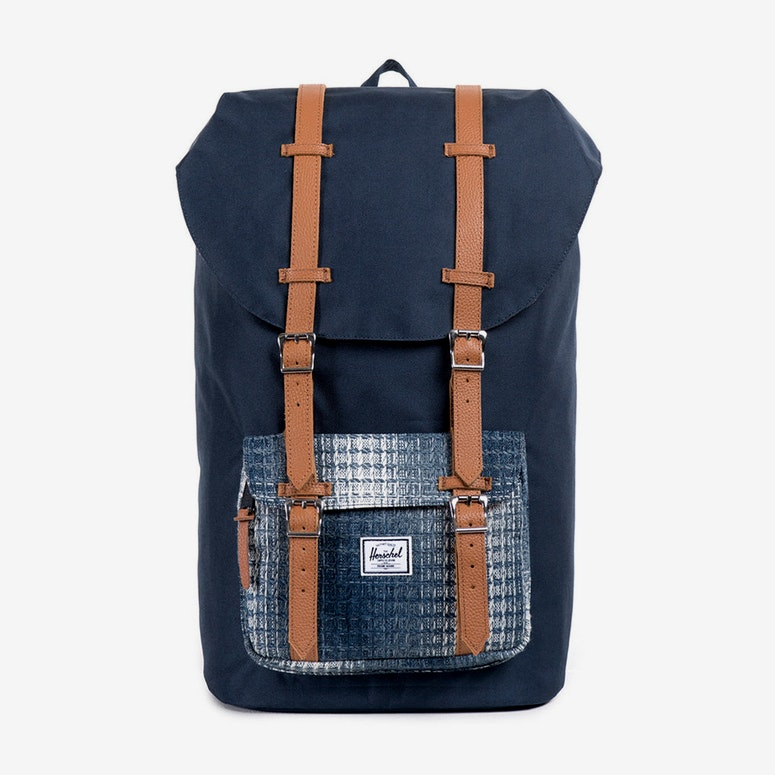 Little America Cabin Navy/grey