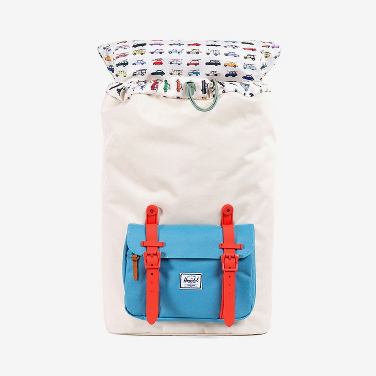 Little America Rubber White/blue/red