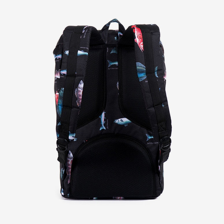 Little America Rubber Black/multi-col