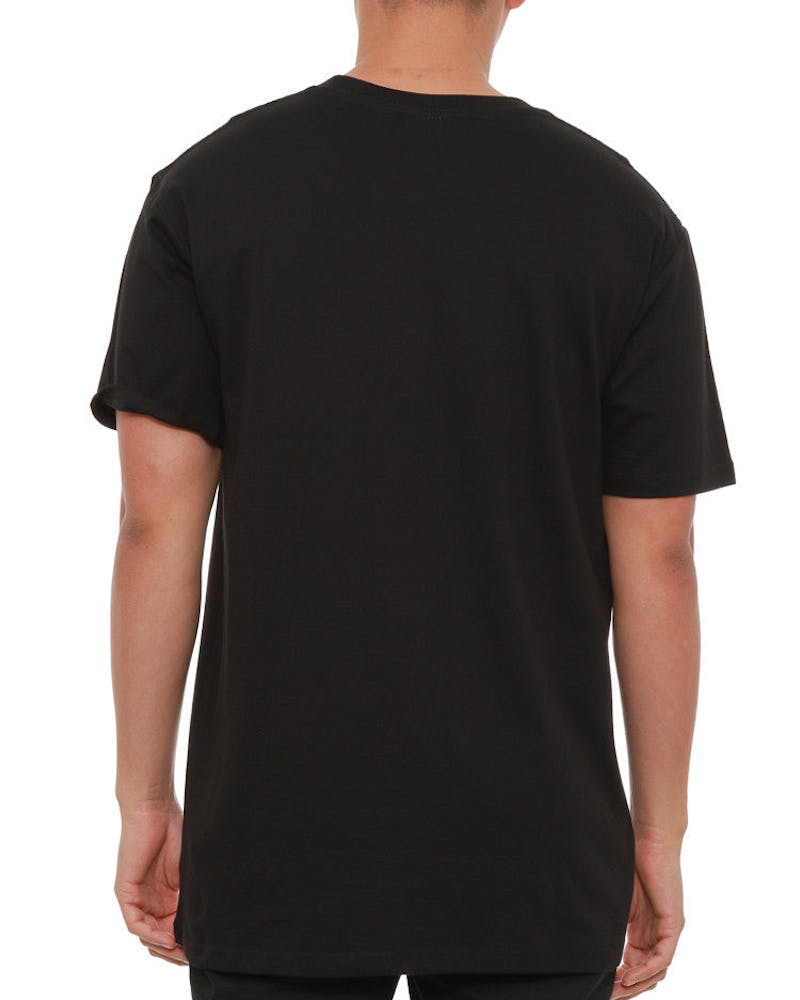 Old English SS T Black