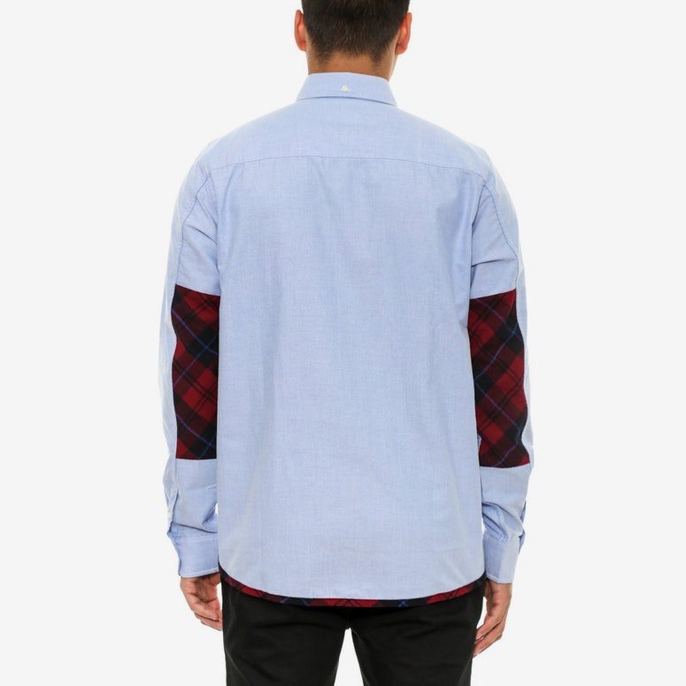 Long Sleeve Buster Shirt Light Blue