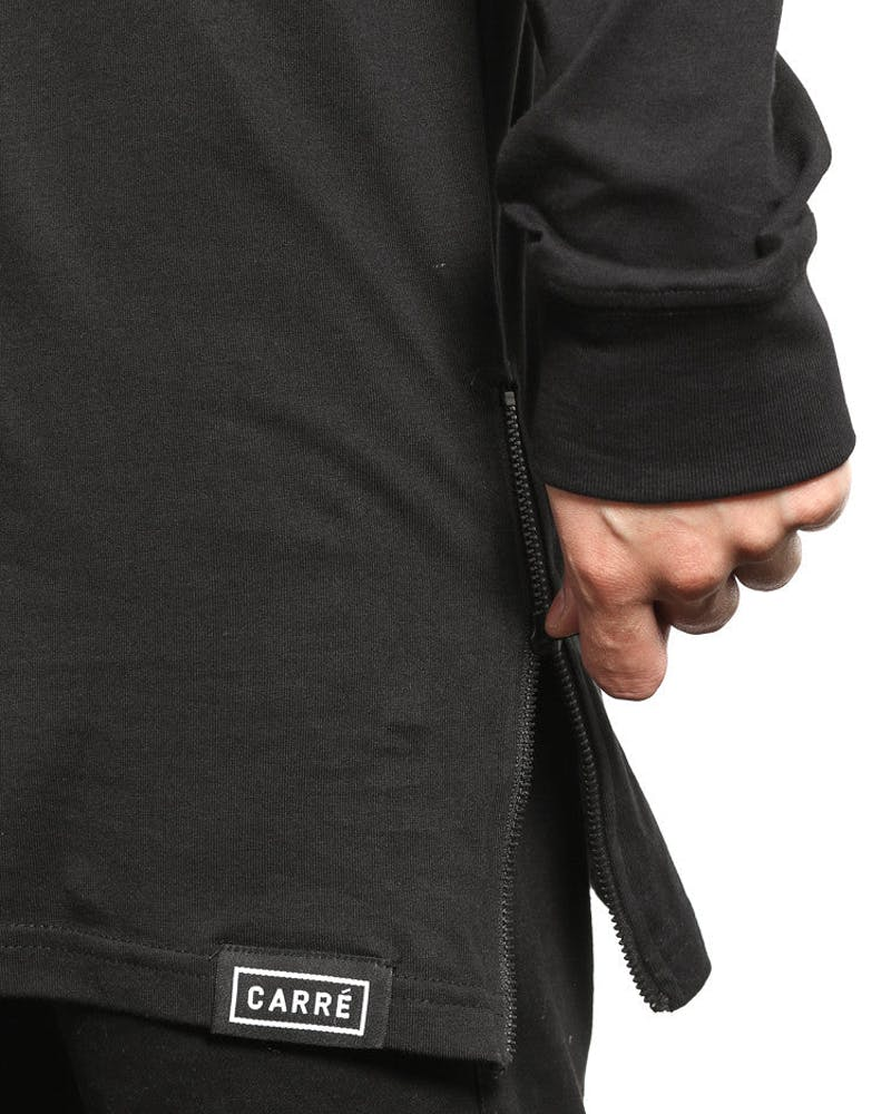 Division Capone 2 Long Sleeve Tee Black