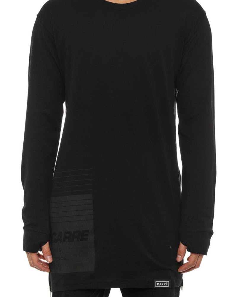 Motion Capone 2 Long Sleeve Black