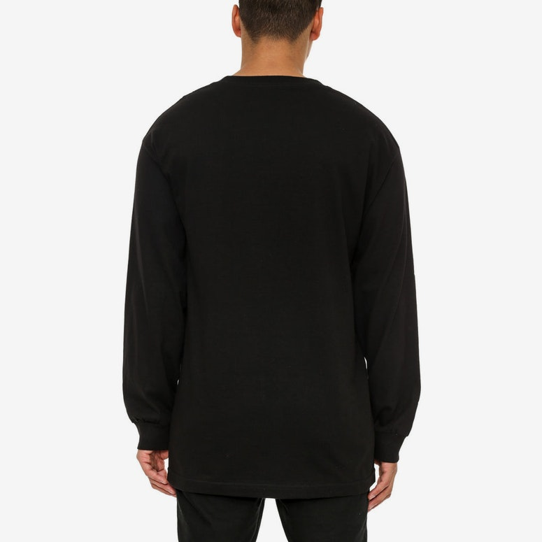 Tusk Long Sleeve Tee Black