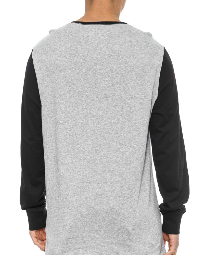 B.cools Long Sleeve Tee Grey