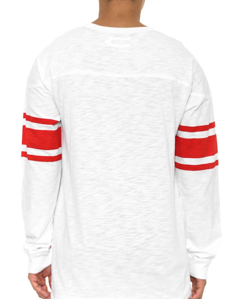 Unpolo Football Top White