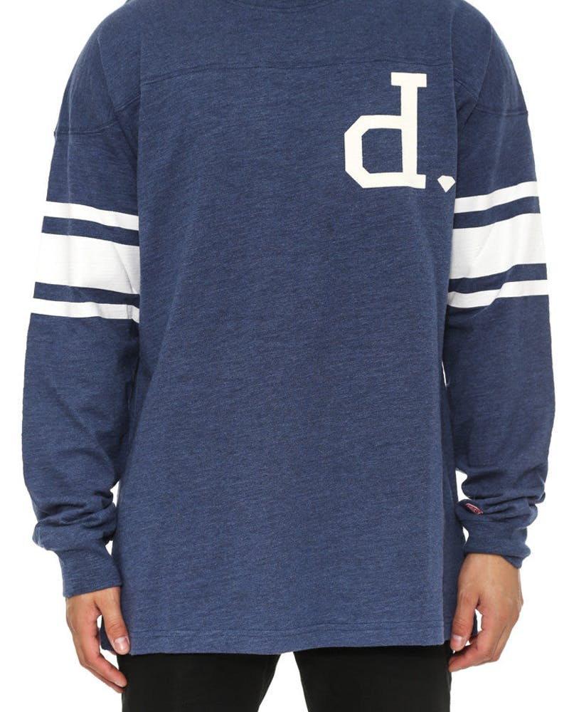 Unpolo Football Top Navy