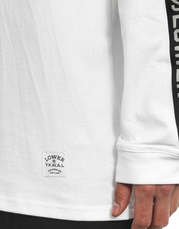 Neuer Long Sleeve Tee White