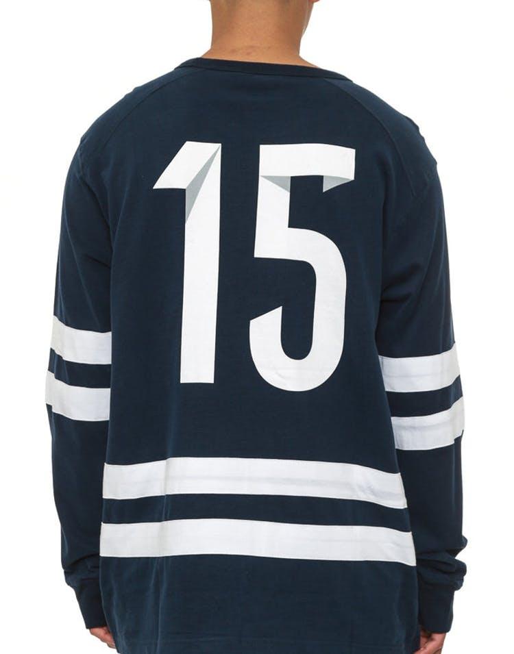 96803c2e Undefeated Breakaway Hockey Jersey Navy – Culture Kings