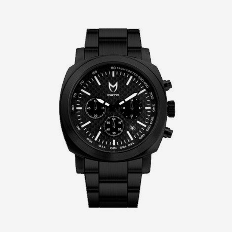Racer Stainless Band Black