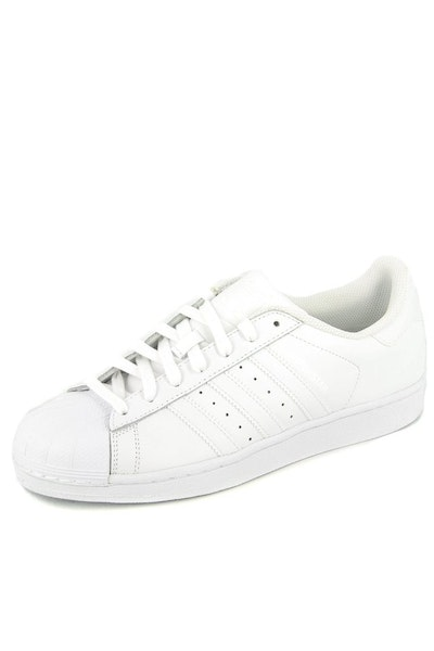 Superstar Foundation Shoe White/white/whi