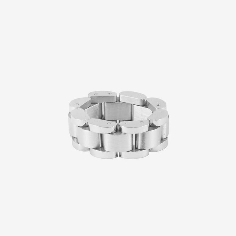 Band Ring Silver