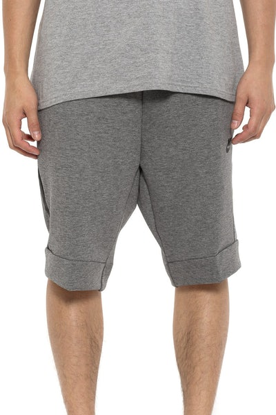 Sportwear Tech Fleece Short Charcoal/black