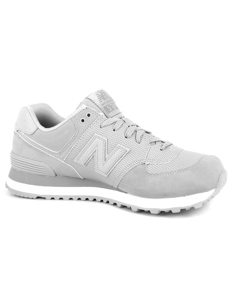 Stealth 574 Silver/white