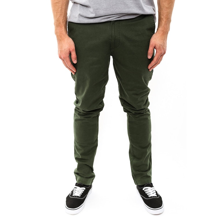 Parkes Chino Dark Green
