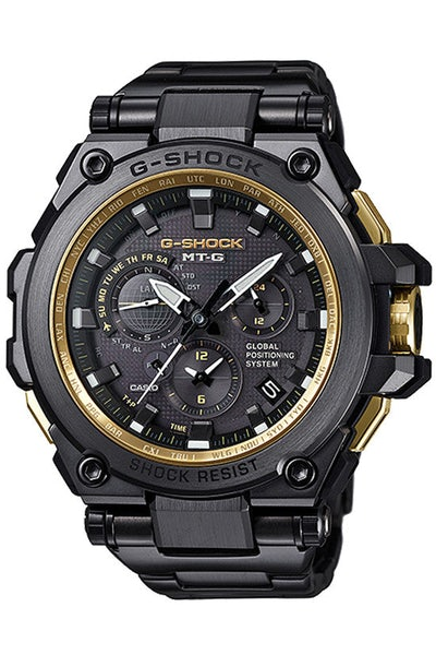 Mt-g Gps Hybrid Wave-ceptor Black/gold