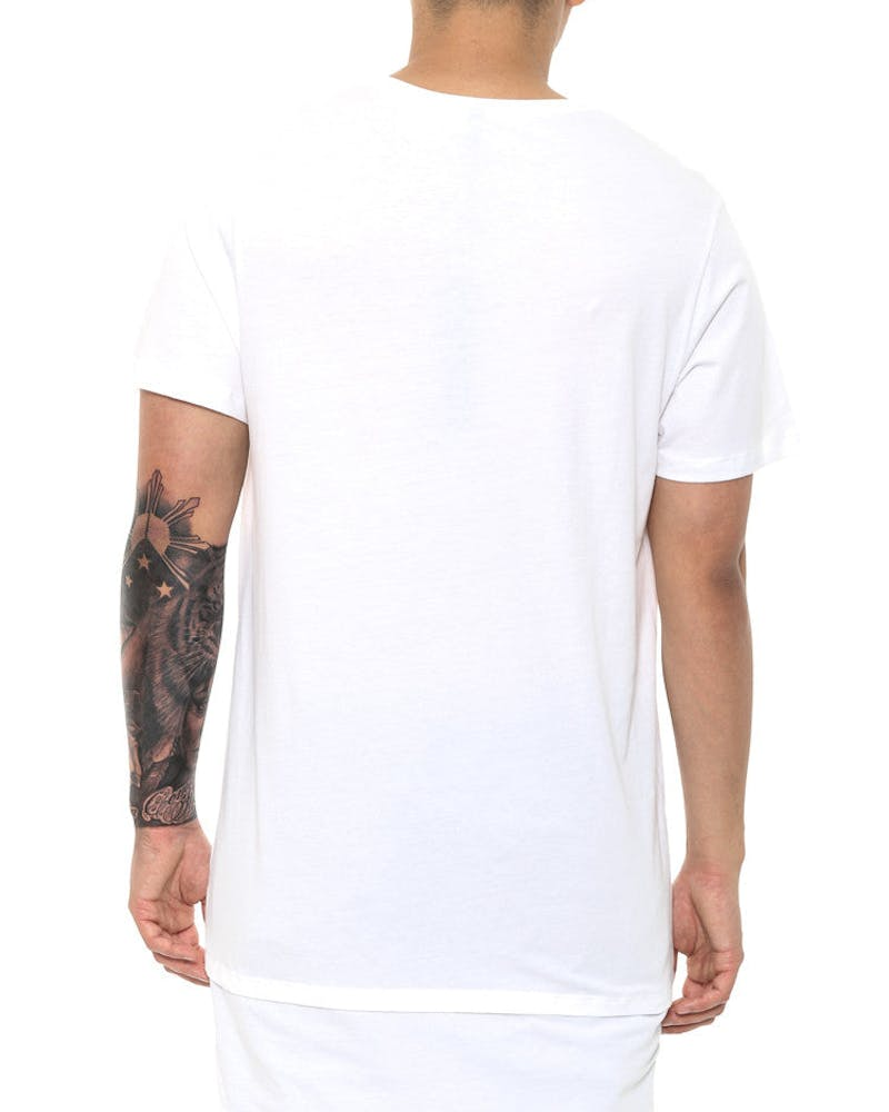 Empirical Layered Tee White/black