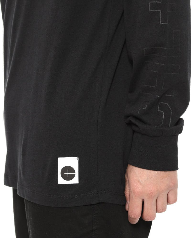 Phoenix Long Sleeve Black/black