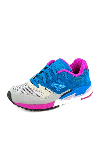Womens 530 Bionic Boom Royal/pink/grey