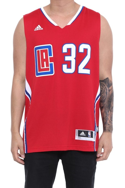 Clippers 32 Griffin Swingman Jersey Red