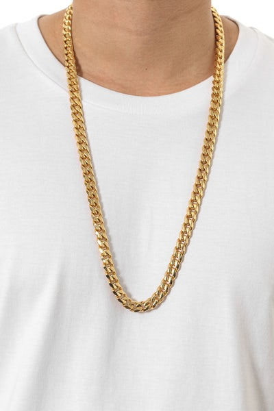 "Cuban 30"" Chain Gold"