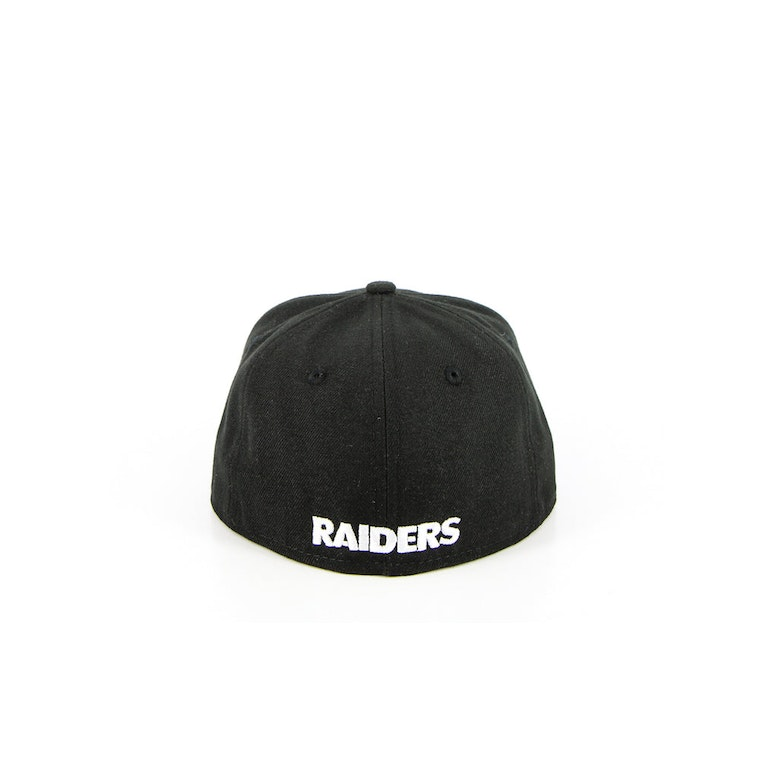 Oakland Raiders Kids On Black/grey