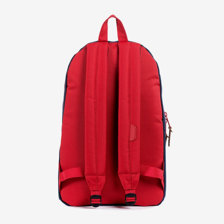 Nelson Backpack Navy/red