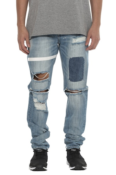 Drophead Denim Light Blue