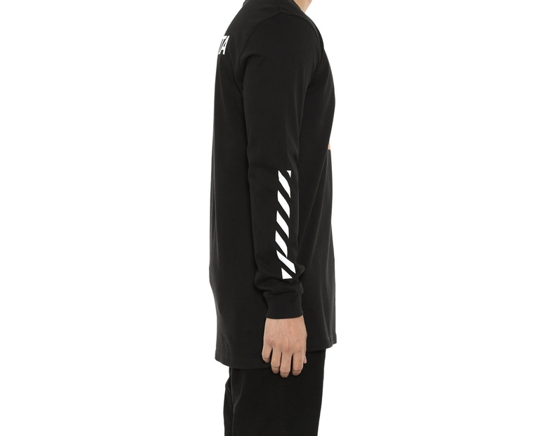 Illusive Solemn Long Sleeve Tee Black