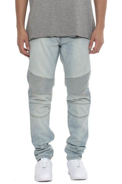 Monarch Biker Denim Denim