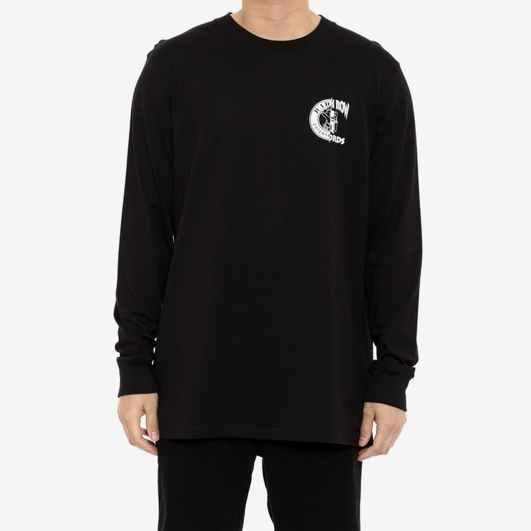 Coast 2 Coast Long Sleeve Tee Black