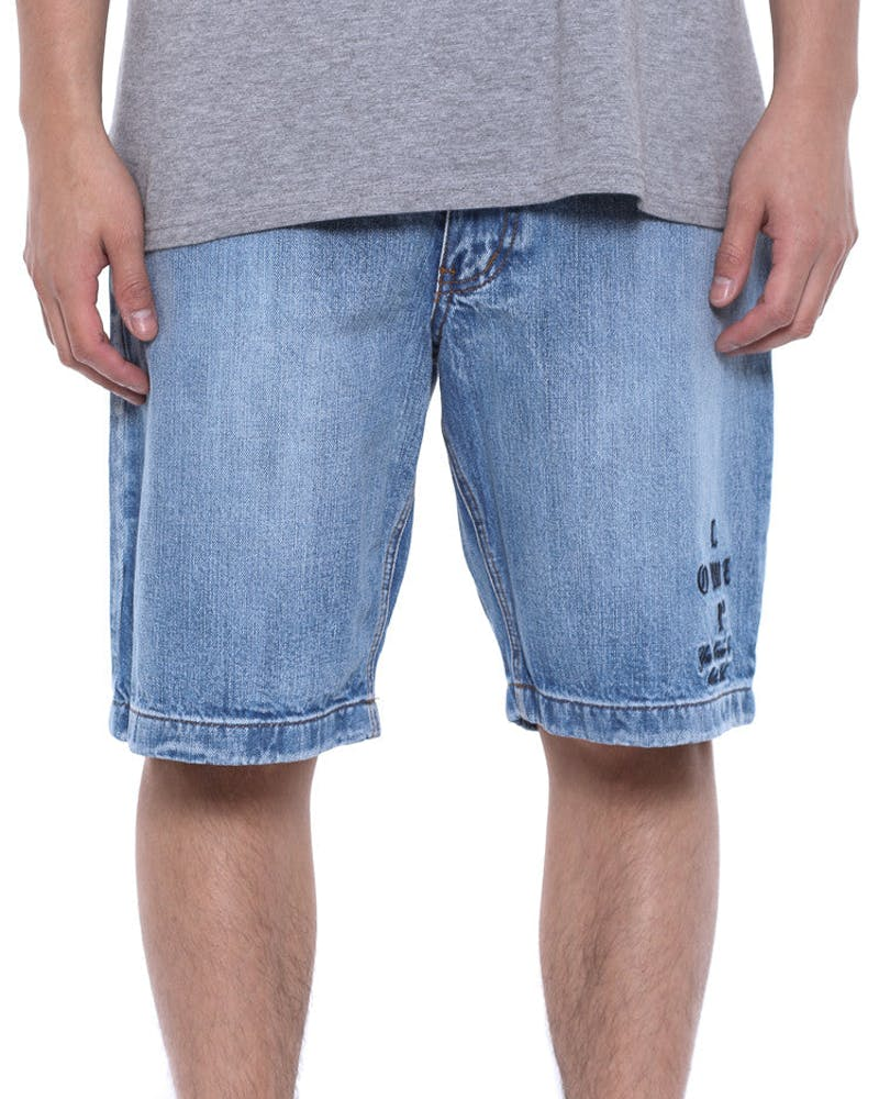 Adios Shorts Denim