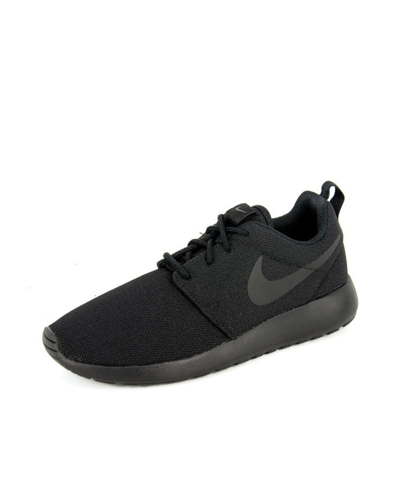 Women's Nike Roshe One Black/black
