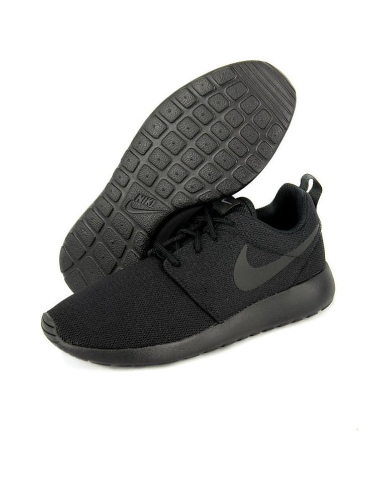 finest selection a81eb 2a38f Women's Nike Roshe One Black/black