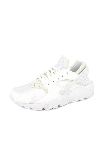 Women's Air Huarache Run White/white