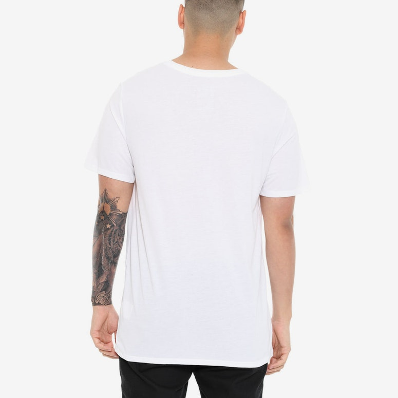 Air Hybrid Worldwide Tee White/white/whi