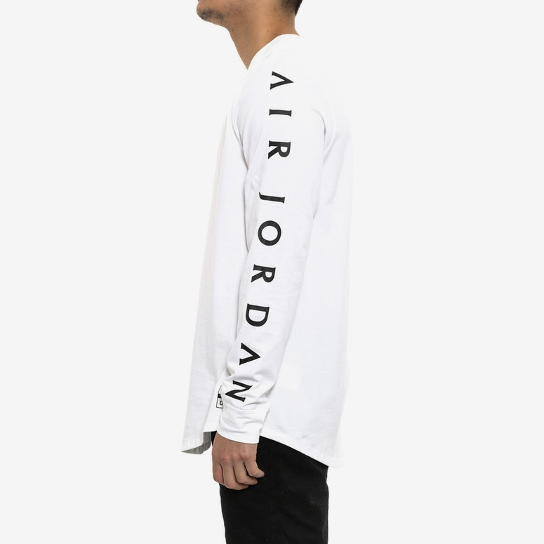 Dreams Long Sleeve White/white/bla