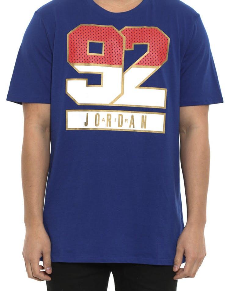 9e79aa65cc6 Jordan Air Jordan 7 92 Tee Royal/white – Culture Kings