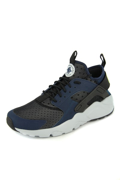 Air Huarache Run Ultra Navy/white/blac
