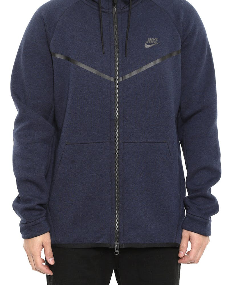 Sportswear Tech Fleece WR Hood Navy/black