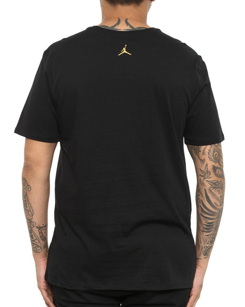 Jumpman Air Dreams Tee Black/metallic
