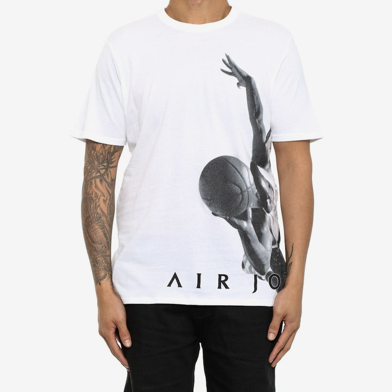 Flying Dreams Tee White/black