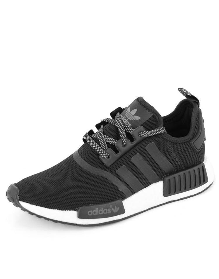 check out f51a4 b923b Adidas Originals Nmd R1 Black white – Culture Kings